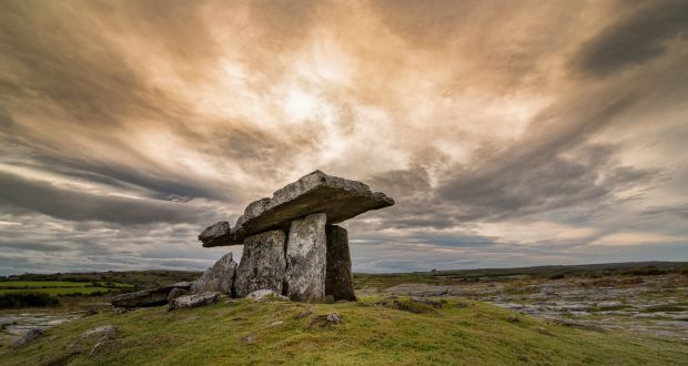 The Irish language derives from a world in which the unseen is as real as the seen. Photograph: Istock