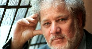 Michael Ondaatje: his novel unfolds in prose of breathtaking lyric and muscular beauty. Photograph: Matt Kavanagh