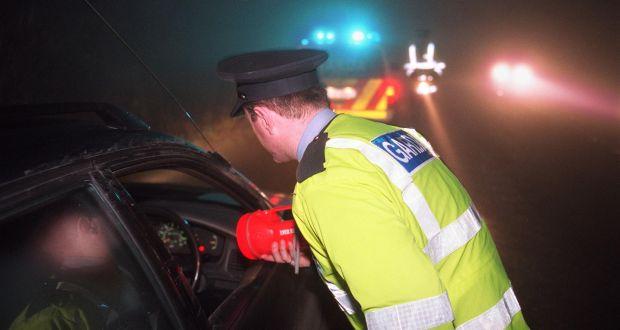 Gardaí identify legal flaw with roadside impairment test