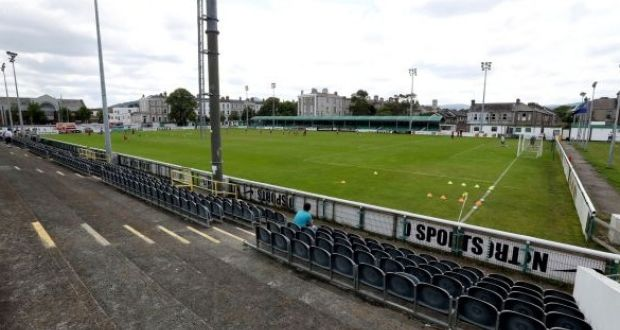 7337f1823fa92 Sean Heaney scored Bray's winner in the 74th minute at the Carlisle Grounds