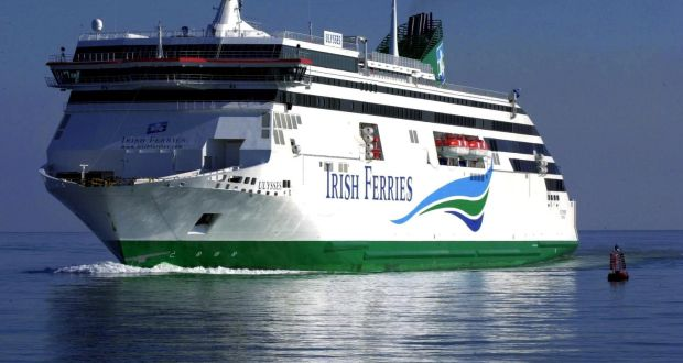 Ferry To Ireland From Holyhead >> Irish Ferries Warns Of Further Disruption On Dublin Holyhead Route