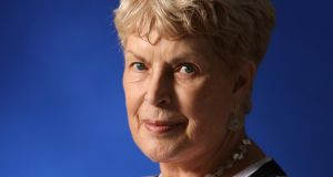 Ruth Rendell: her skill is to reveal only what needs to be revealed. She plays the story out like a fishing line. Photograph: Jeremy Sutton-Hibbert/Getty