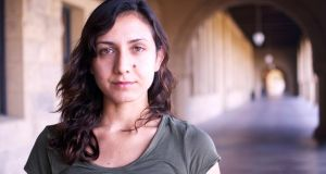 Ottessa Moshfegh: has a singular instinct for the jangled interiority of loners and outsiders. Photograph: Krystal Griffiths