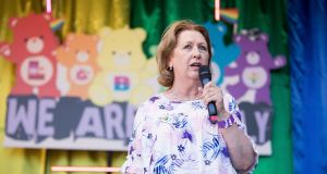 Former president Mary McAleese has emphasised the primacy of conscience. Photograph: Tom Honan