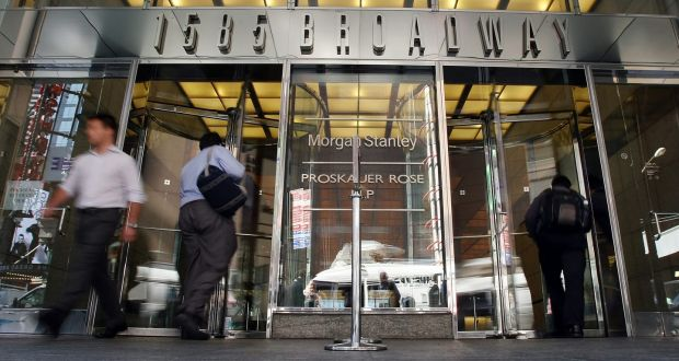 Morgan Stanley advises investors to dump tech stocks
