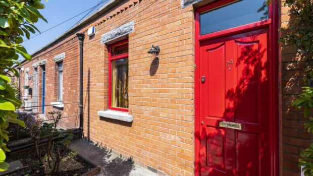 14 Long Lane Dublin 8: one-bedroom house seeks €475,000