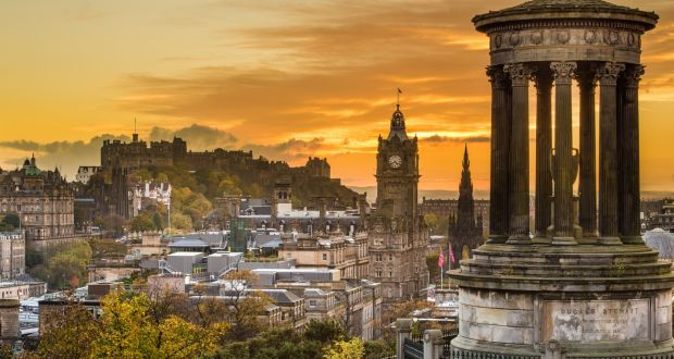 There S A Lot More To Discover In Edinburgh Than The Castle And Festivals Photograph