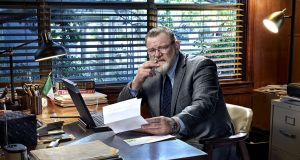 Brendan Gleeson in Mr Mercecdes
