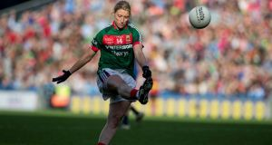 Cora Staunton is among a number of Mayo players to depart the squad. Photograph: Inpho