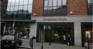 High Court was told of concerns over issues at INM.