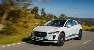 Jaguar shows its hand first in premium plug-in