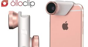 Improve your smartphone's camera with the Olloclip lens kit