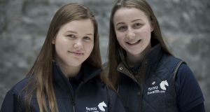 FenuHealth co-founders Annie Madden and Kate Madden.   Photograph: Alan Betson