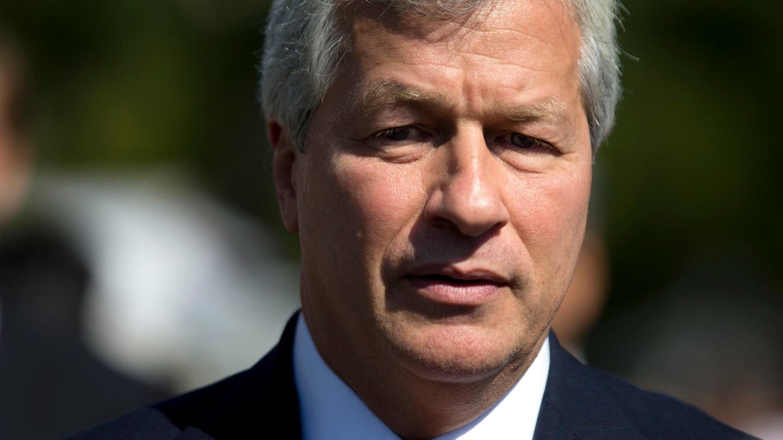 Jpmorgan Chief Issues Bleak Warning On Brexit Damage