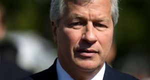 "JPMorgan Chase chief executive Jamie Dimon said the UK economy could suffer such a significant downturn after Brexit that it would have ""an impact on global growth"". Photograph: Jason Reed/Reuters"