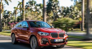 BMW's new X4 is less SUV and more high-rise GTi