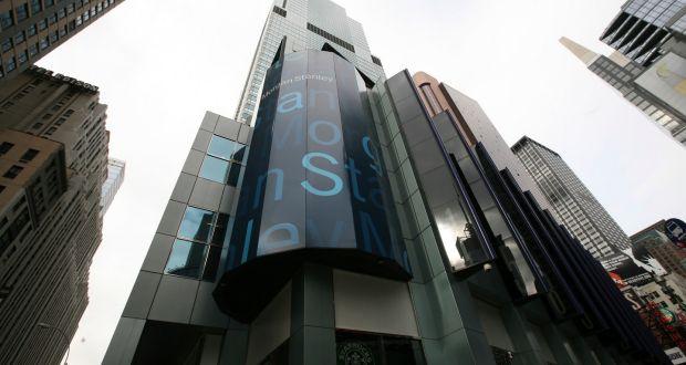 Morgan Stanley elevates potential successor to CEO
