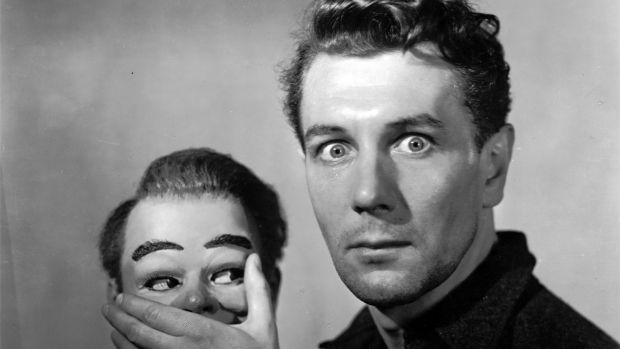 Michael Redgrave in Dead of Night. Photograph: Ealing/Eagle-Lion Films/Universal Pictures