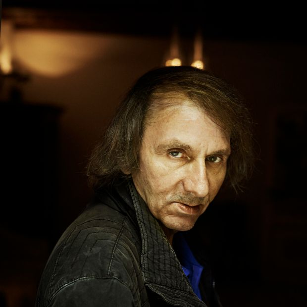 Literary star: Michel Houellebecq, whose novel Atomised Frank Wynne translated. Photograph: Nicolas Guerin/Getty