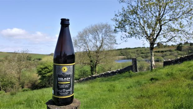 Western Herd's limited edition Dolmen Whiskey Stout