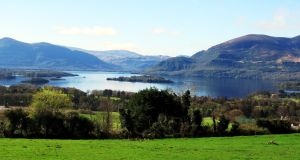 Lough Leane from Aghadoe