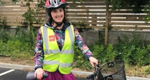 Roseanna Purcell: 'Taking the proper safety precautions is vital, and I would urge everyone to be safe when they're on the saddle.'