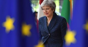 'If anyone had proposed in the run-up to June 2016 what Theresa May's White Paper proposed this week, there would have been howls of derision from all sides.' Photograph: Ben Stansall/AFP/Getty Images