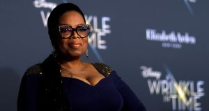"""I love bringing people together over a good meal,"" Oprah Winfrey said after investing some of her $400m fortune in a chain of healthy eating restaurants. Photograph: Mario Anzuoni/Reuters"