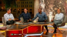 'You were planning the final!', Roy Keane and Ian Wright clash on ITV