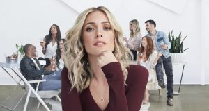 Very Cavallari: the show is reminiscent of Dash Dolls, the ill-fated Kardashian spin-off about the staff of the sisters' Hollywood boutique. Photograph: E!