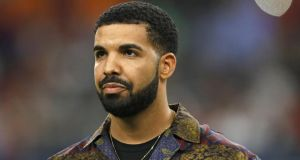 Drake: for some Spotify listeners, the tormented Torontonian's image was on every single chart and playlist in their app. Photograph: Aaron M Sprecher/AFP/Getty