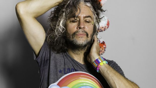 The Flaming Lips will perform in the Big Top.