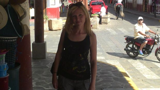 Louise Quinn from Nenagh in Co Tipperary has lived in Guadalajara for almost five years, and teaches English there 'while trying to improve' her Spanish.