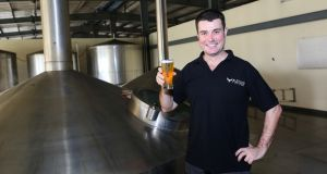 Belfast native Michael Comerton launched his craft beer company Platinum Beverages in Vietnam and also plans to open restaurants there too