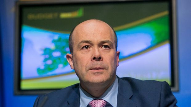 Minister for Environment and Climate Change Denis Naughten