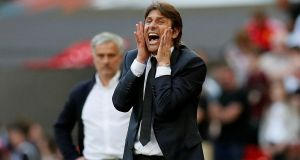 Antonio Conte has left his post as Chelsea manager. Photo: David Klein/File Photo