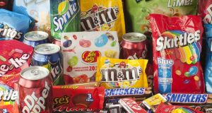 An Oireachtas committee this week recommended a ban on vending machines which dispense junk food in schools. Photograph: iStock