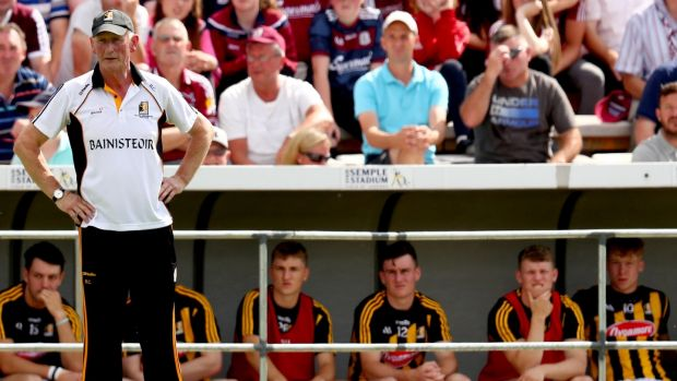 Kilkenny manager Brian Cody. Photo: James Crombie/Inpho