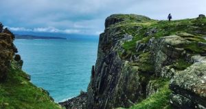 Fair Head, known as Northern Ireland's tallest cliff face, is featured in the latest season of Game of Thrones. The series has been nominated in the Emmy Awards.