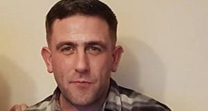 Neil Reilly was  beaten to death in Esker Glebe, in Lucan.