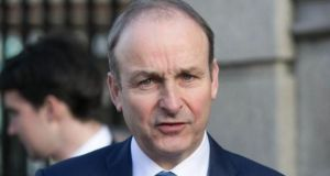 "Micheál Martin: ""It is nothing less than sectarian thuggery."""