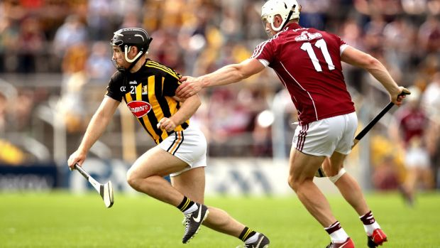 Kilkenny need Richie Hogan to play the full 70 minutes against Limerick on Sunday. Photograph: Ryan Byrne/Inpho