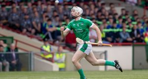 Cian Lynch has impressed in the middle of the park for Limerick. Photograph:  Morgan Treacy/Inpho