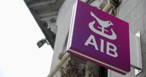 Last year the Government sold a slice of AIB for €3.4 billion. Now the State – which is to say taxpayers – owns 71 per cent of AIB, 14 per cent of Bank of Ireland, and 75 per cent of Permanent TSB.  Photograph: Aidan Crawley/Bloomberg via Getty Images