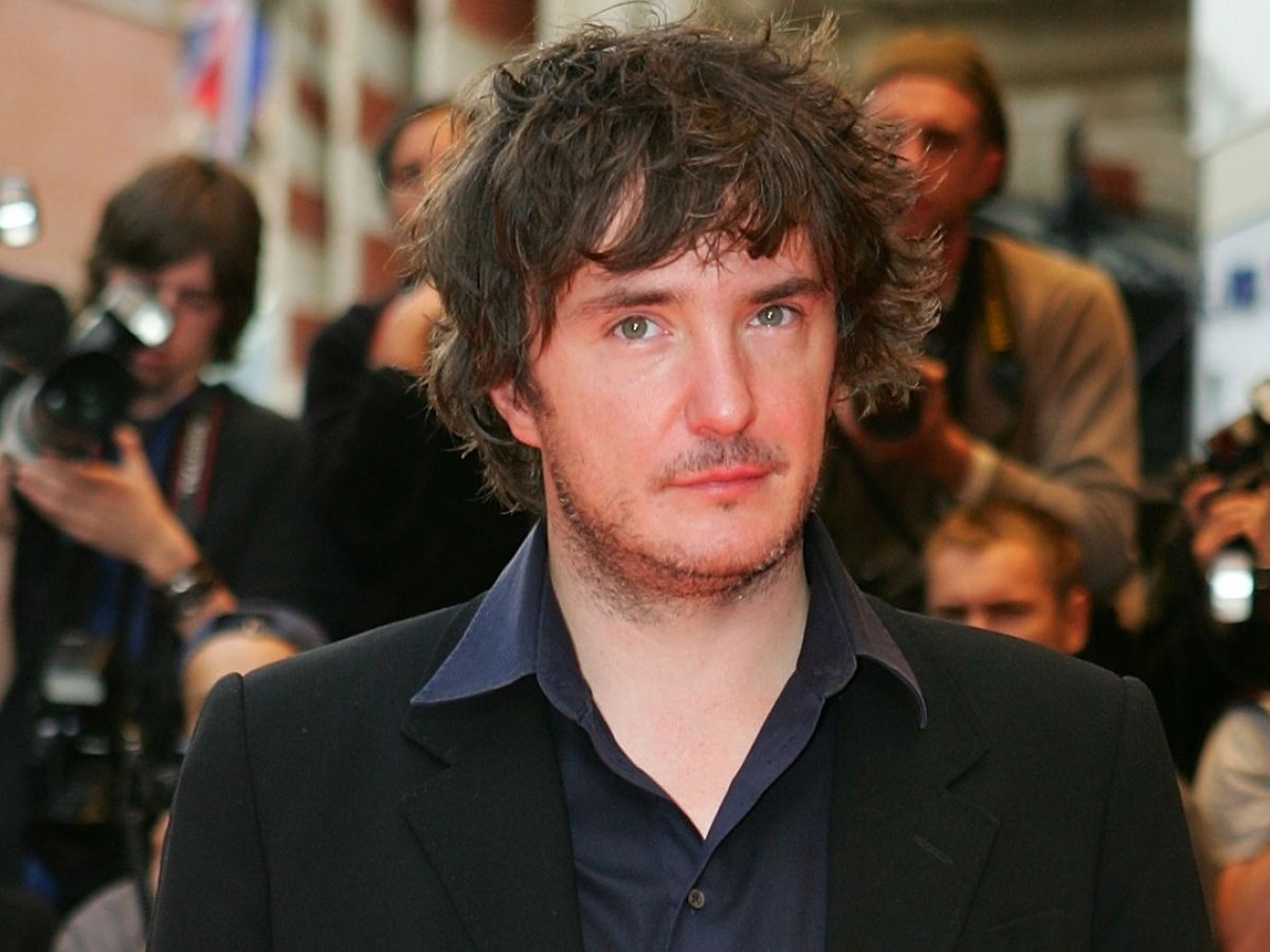 Dylan Moran Smoking Or Breathing One Of Them Had To Go