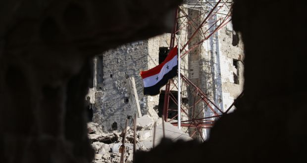 Assads Forces Retake Daraa Birthplace Of Syrias Uprising
