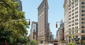WeWork and the Blackstone-backed Office Group are vying to lease New York's Flatiron Building