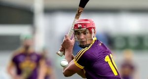 Wexford need a big performance from Lee Chin in their All-Ireland quarter-final against Clare in Páirc Uí Chaoimh. Photgraph: Laszlo Geczo/Inpho