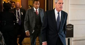 Robert Mueller is leading an investigation into Donald Trump's 2016 presidential campaign and any Russian (or other foreign) interference in the election.
