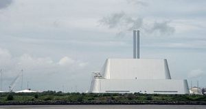 "Covanta has now sought ""pre-application consultations"" for a 15% increase in capacity. Photograph: Brenda Fitzsimons/The Irish Times"